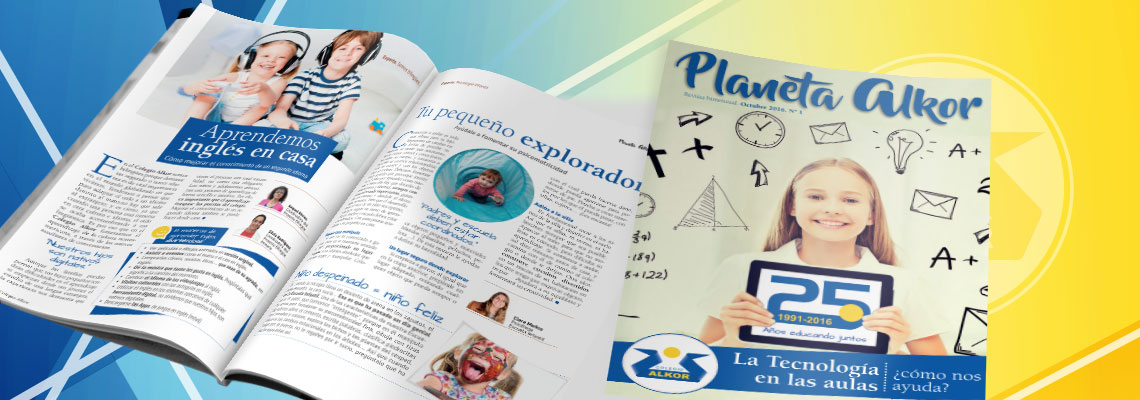 Colegio Alkor - La Revista