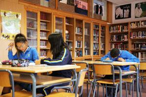Colegio Alkor - Biblioteca