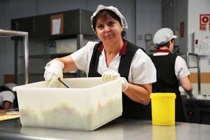 Colegio Alkor - Cocinas