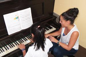 Colegio Alkor - Sala de música