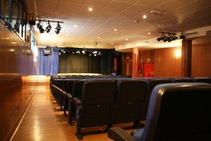 Colegio Alkor - Salón de actos