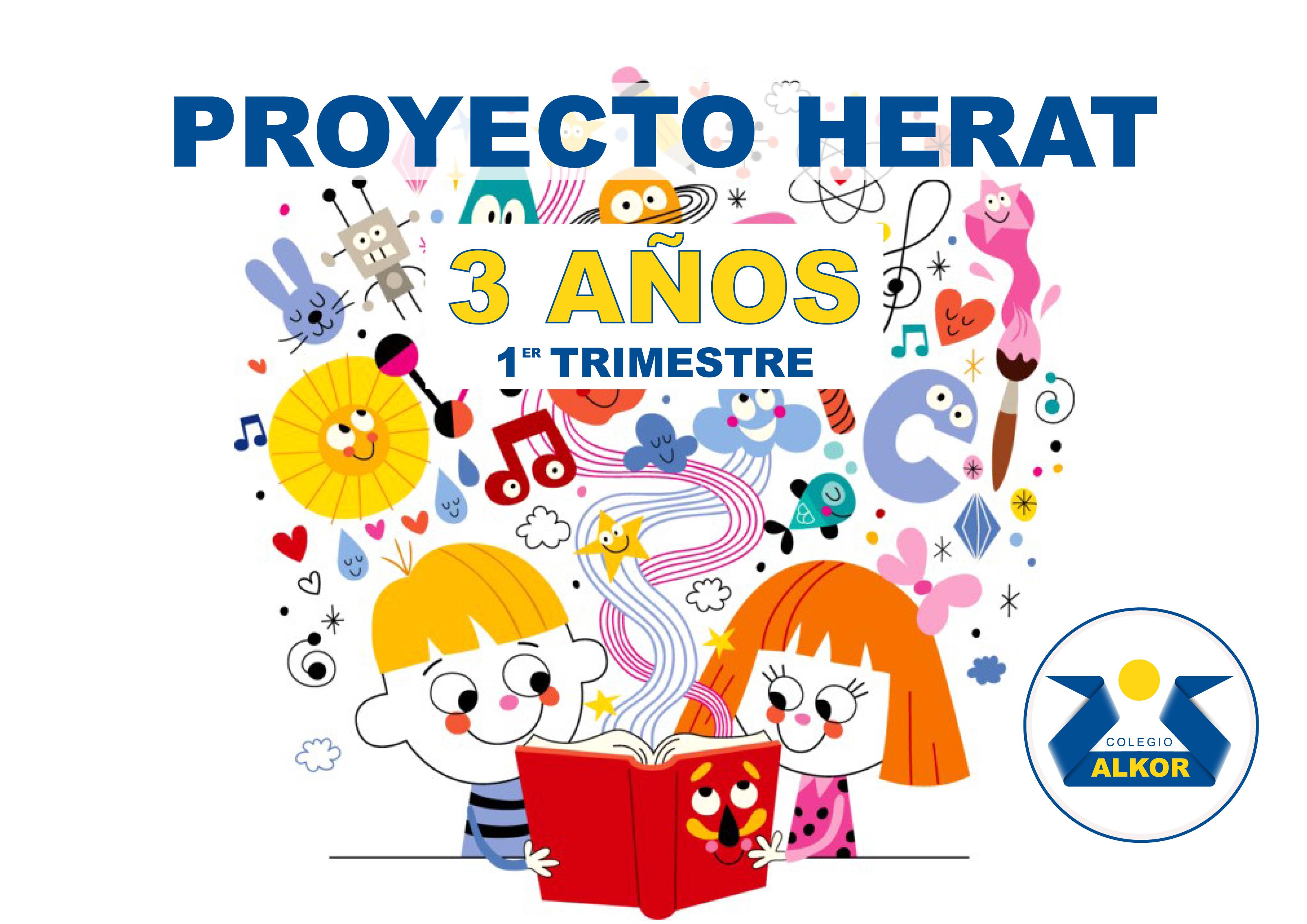 HERAT PRIMER TRIMESTRE 3 AÑOS