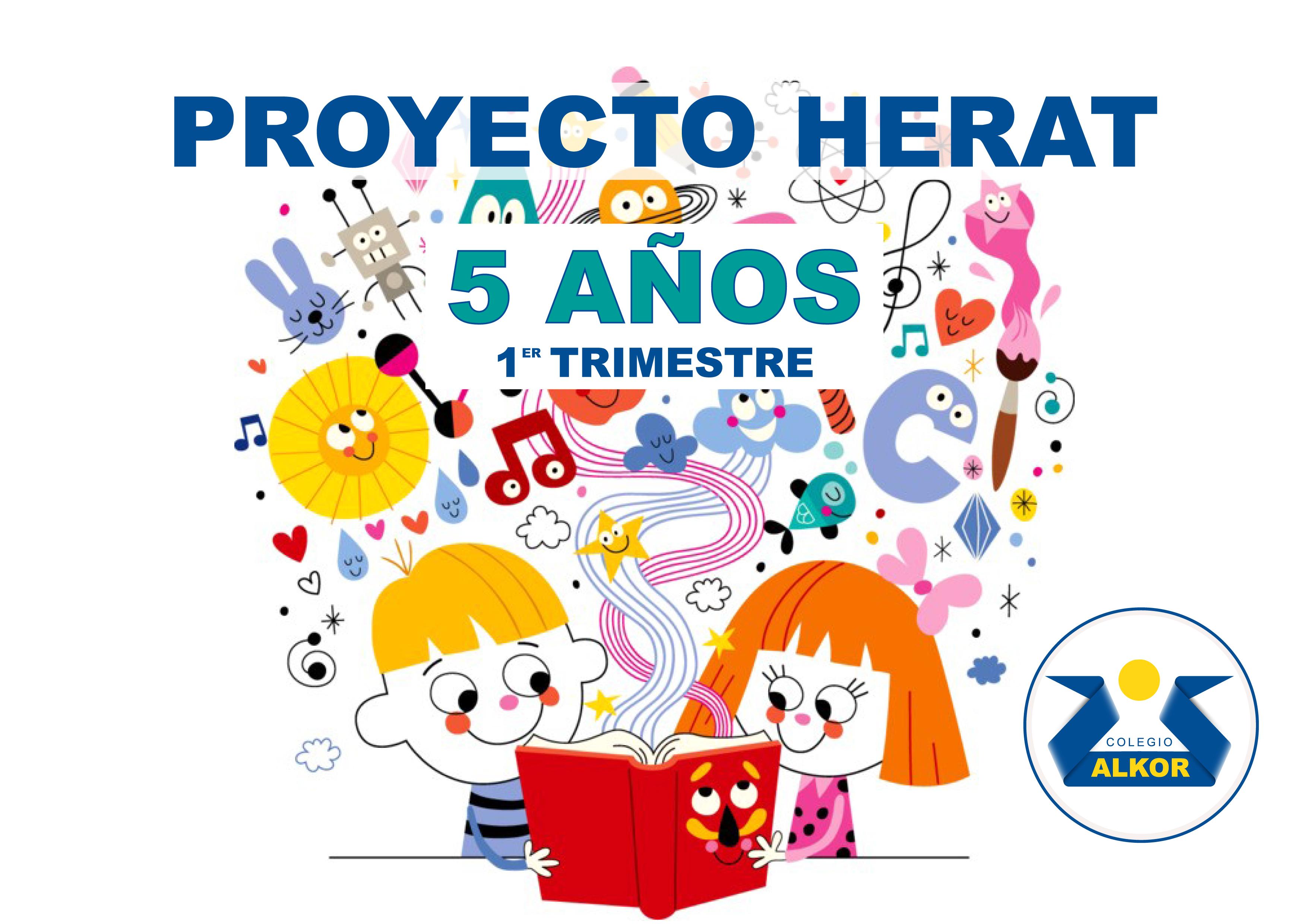 HERAT PRIMER TRIMESTRE 5 AÑOS