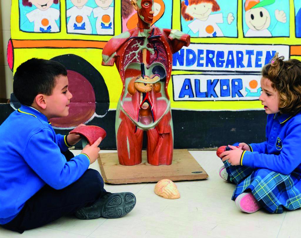 Escuela Infantil Alkor. Bilingüsimo