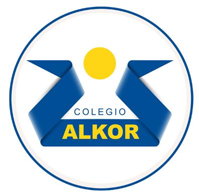Logotipo Colego Alkor, Alcorcón