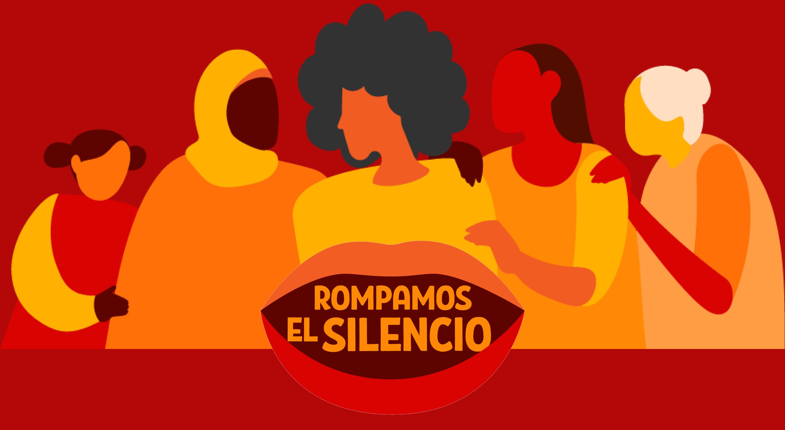 cabecera Día Internacional de la Eliminación de la Violencia